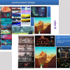 Pinterest Ideas - A summery of our Pinterest gallery concerning the environment design.